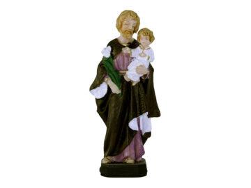 Estatua San José 12cm PVC