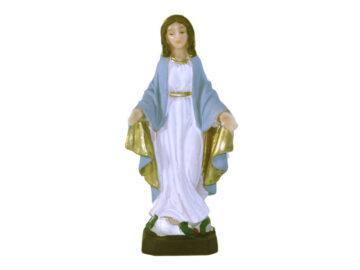 Estatua Milagrosa 12cm PVC