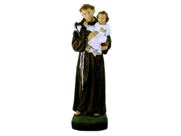 Estatua San Antonio 22cm PVC