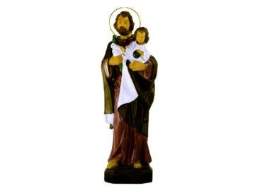 Estatua San José 30cm PVC