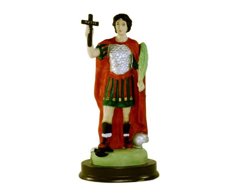 Estatua San Expedito 22cm PVC