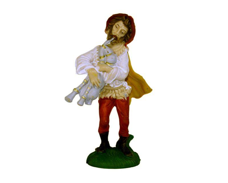 Estatua Pastor 10cm  p/pesebre