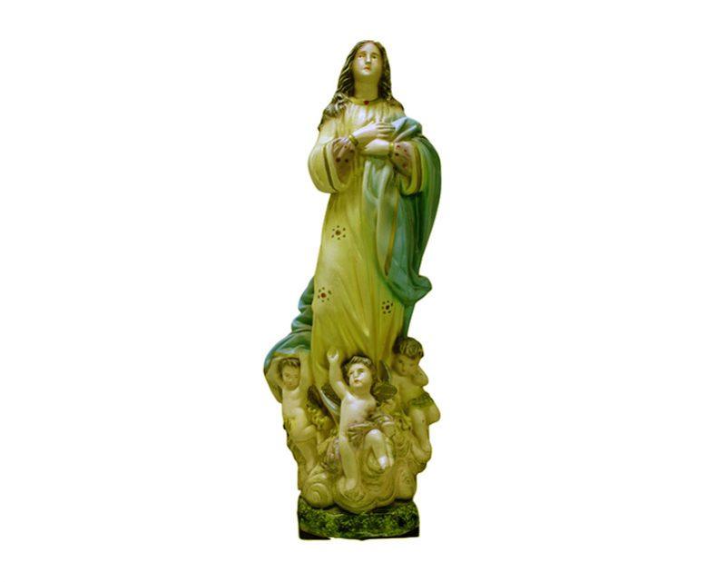 Estatua Inmaculada Concepción 40cm