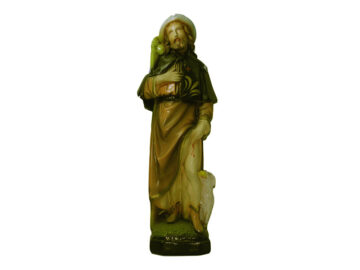 Estatua San Roque 40cm