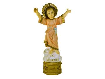 Estatua Divino Niño 20cm