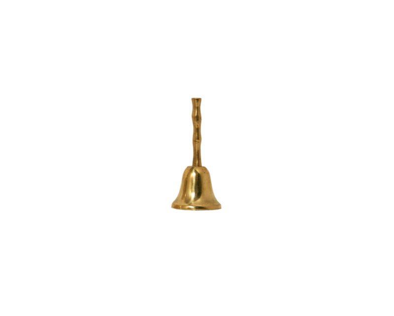 Campanilla bronce Nº2 5cm de diámetro