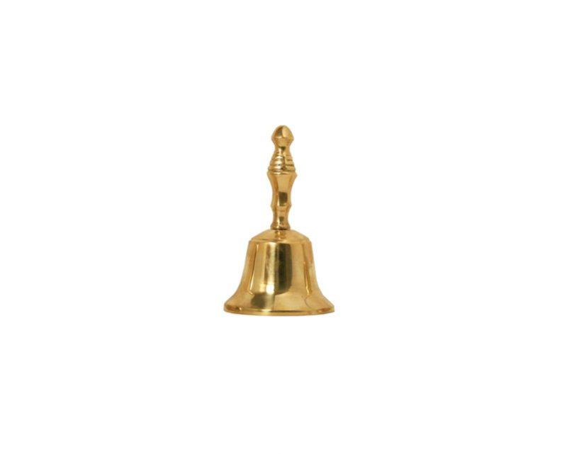 Campanilla bronce Nº4 7cm de diámetro