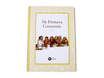 Libro  Álbum de Recuerdo de Comunión