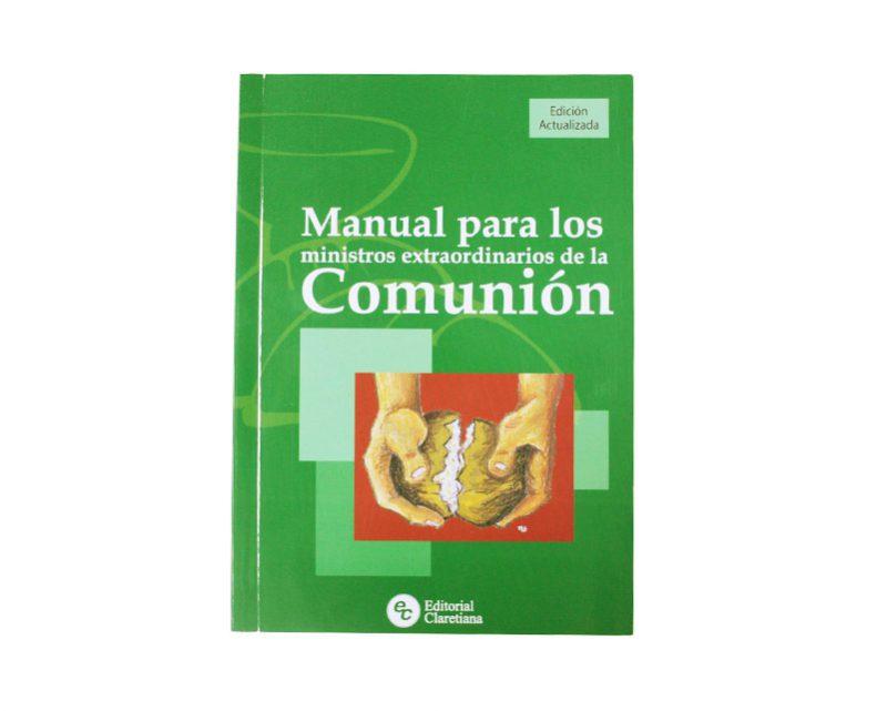 Libro- Manual p/ los Ministros Extraordinarios de la Comunión