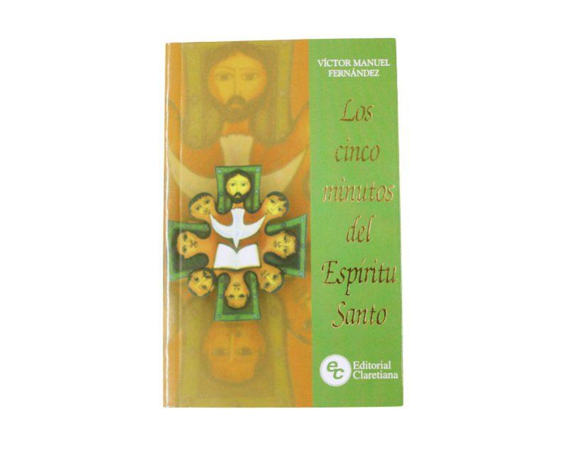 Libro - Los Cinco Minutos del Espíritu Santo