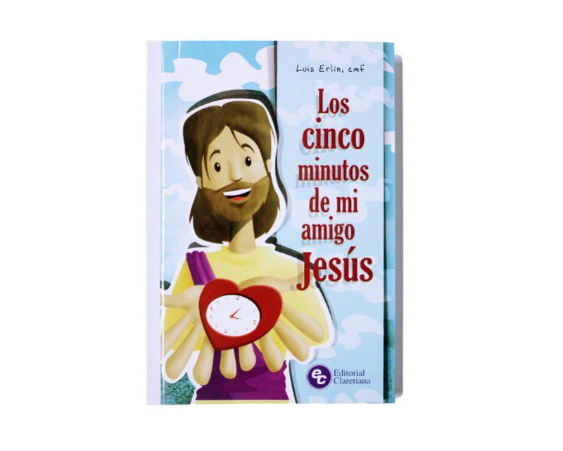 Libro - Los Cinco Minutos de mi Amigo Jesús