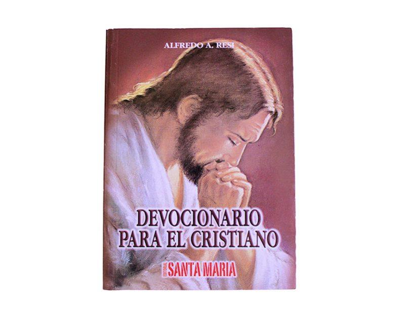 Libro  Devocionario para el Cristiano