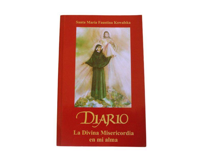 Libro - Diario - La Divina Misericordia en mi Alma