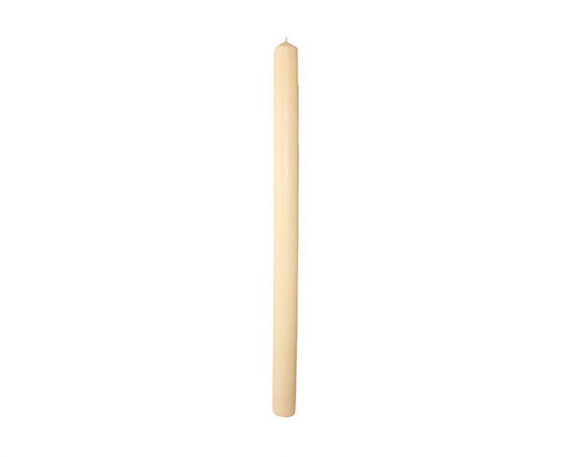 Cirio liso Nº3 95cm X 64mm