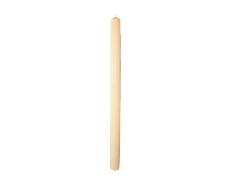 Cirio liso Nº6 110cm X 70mm