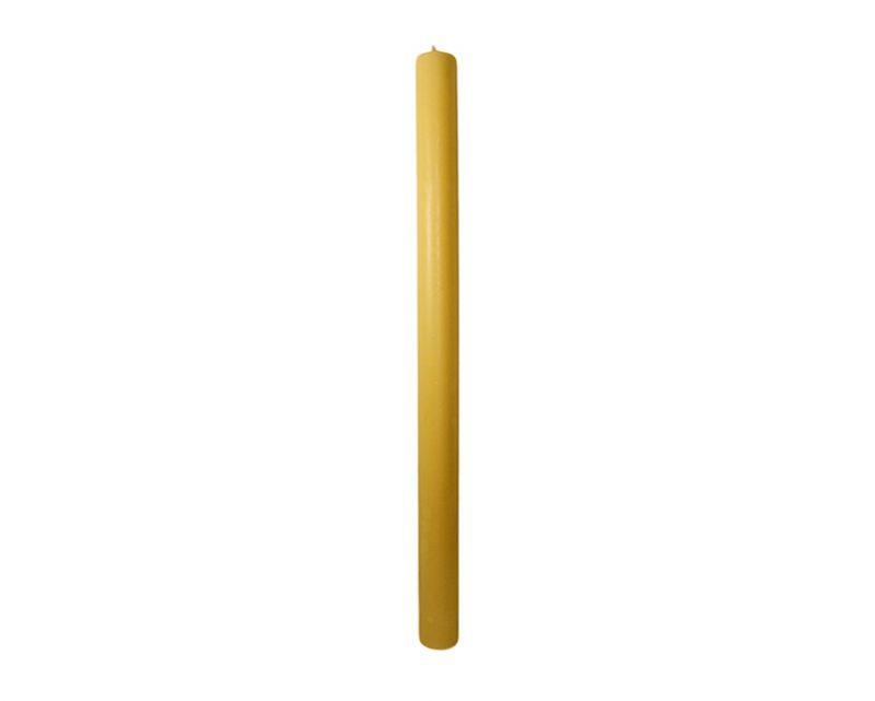 Cirio liso 85cm X 70mm