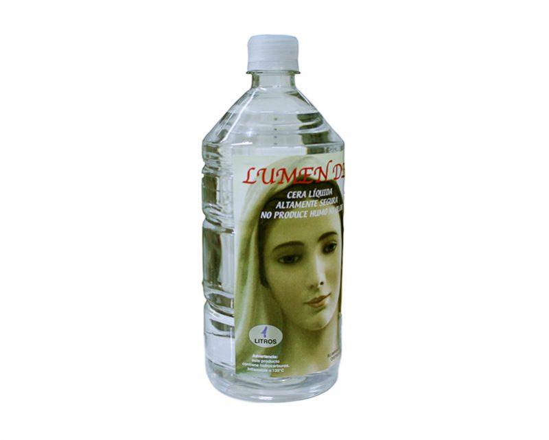Botella de 1lt cera liquida