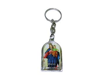 María Auxiliadora Llavero capilla color