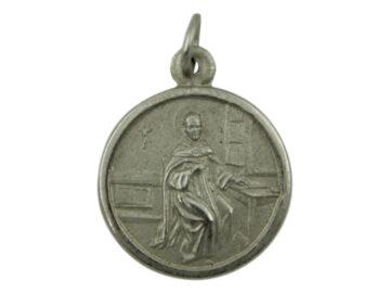 Medalla Alpaca Santo Tomas de Aquino