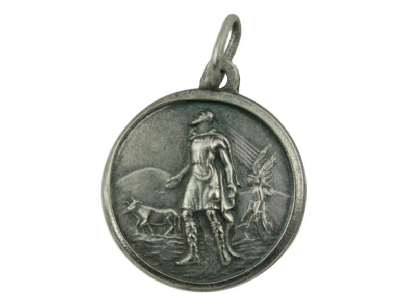 Medalla Alpaca San Isidro Labrador