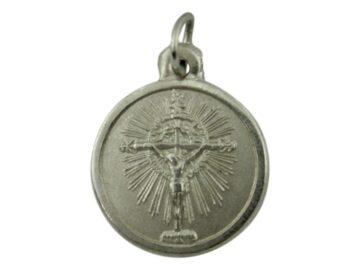 Medalla Alpaca Cristo del Milagro de Salta