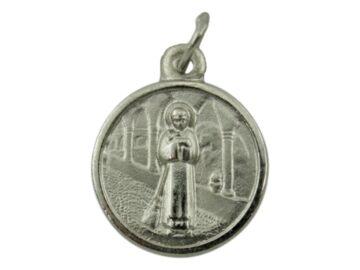 Medalla Alpaca San Martin de Porres