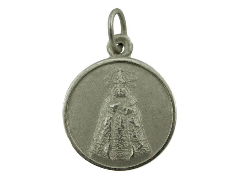 Medalla Alpaca Virgen de la Macarena