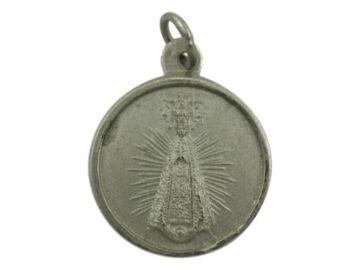 Medalla Alpaca Virgen del Milagro de Salta