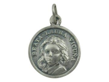 Medalla Alpaca Beata Laura Vicuña