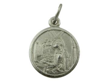 Medalla Alpaca Santa Cecilia