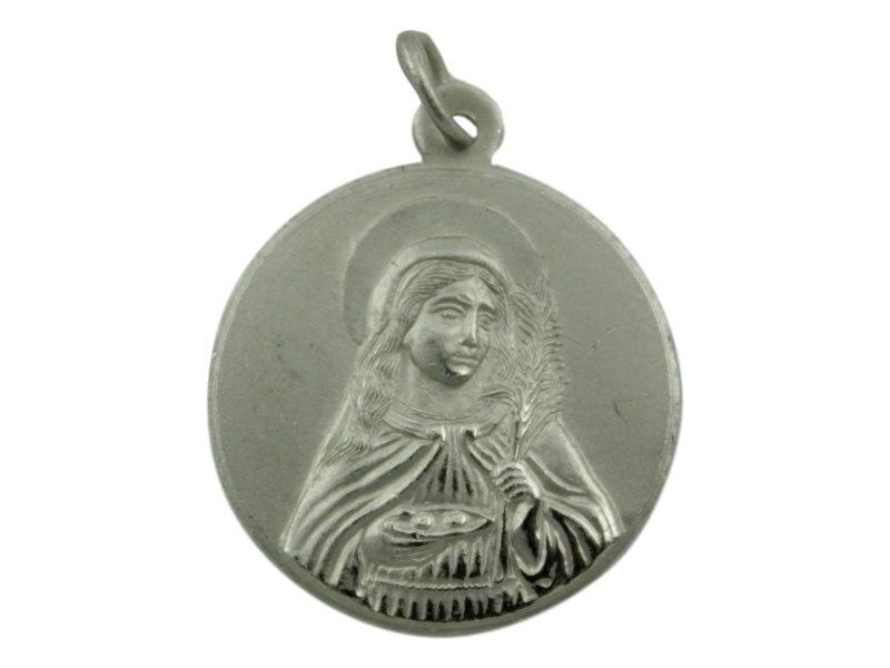 Medalla Alpaca Santa Lucia