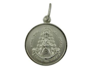 Medalla Alpaca Virgen del Rocio