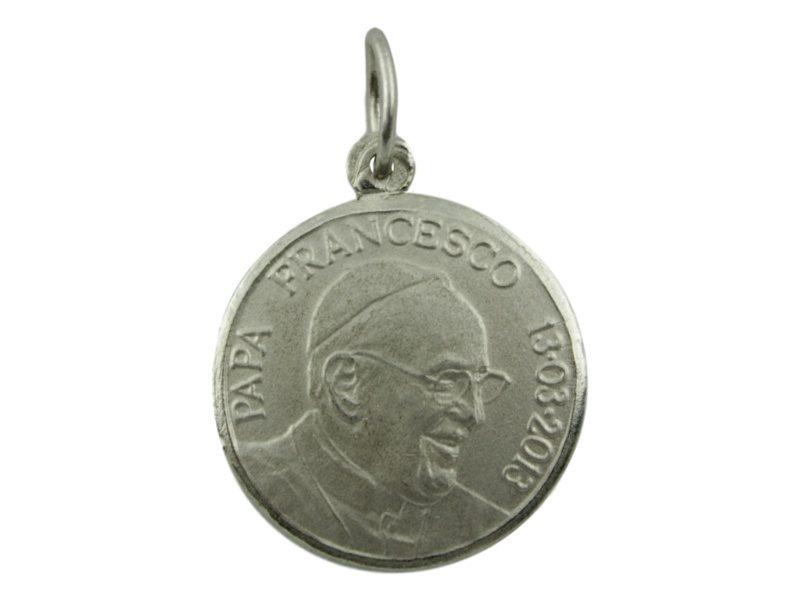 Medalla Alpaca Papa Francisco
