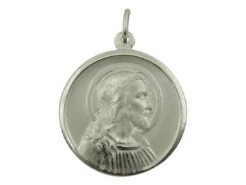 Medalla Alpaca Divino Maestro