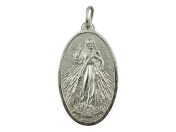 Medalla Alpaca Jesus Misericordioso