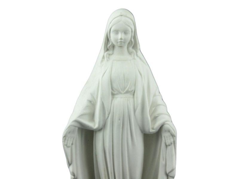 Estatua de Cemento Virgen Milagrosa zoom