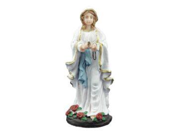 Estatua PVC Virgen de Lourdes