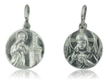 Medalla aluminio Santa Rita