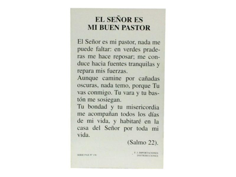 Oracion Jesus Buen Pastor