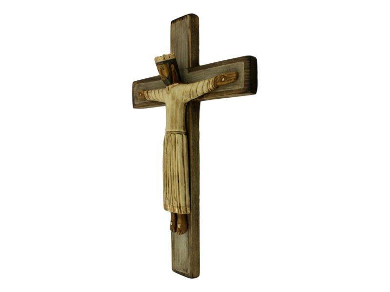 Crucifijo_de_pared_Cristo_Catalan_azul_50x33cm_-_costado