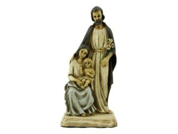 Estatua_de_ceramica_Sagrada_Familia_con_base_20x9cm_-_frente