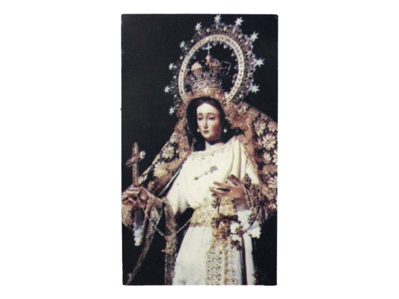 Estampita_santoral_Nuestra_Señora_de_la_Salud_-_frente