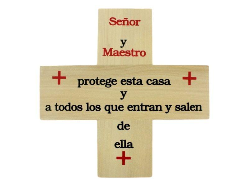 Cruz_de_madera_Señor_y_Maestro_13cm_-_frente