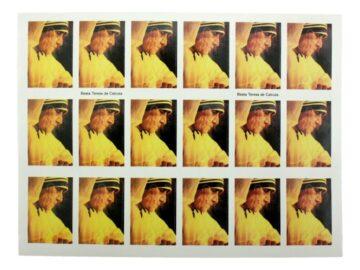 Plancha_18_stickers_Madre_Teresa_de_Calcuta