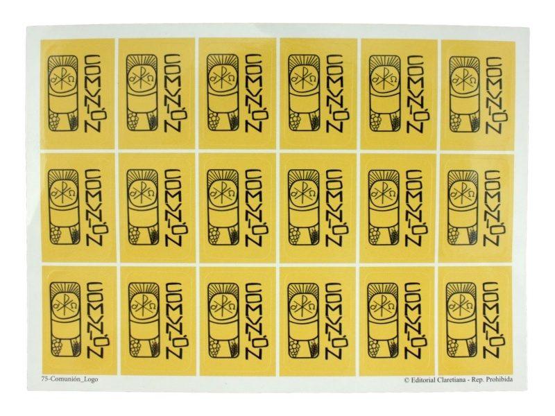 Plancha_18_stickers_Comunion_-_Modelo_D