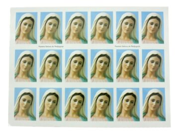 Plancha_18_stickers_Medjugorje