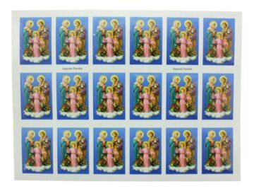 Plancha_18_stickers_Sagrada_Familia_-_Modelo_B