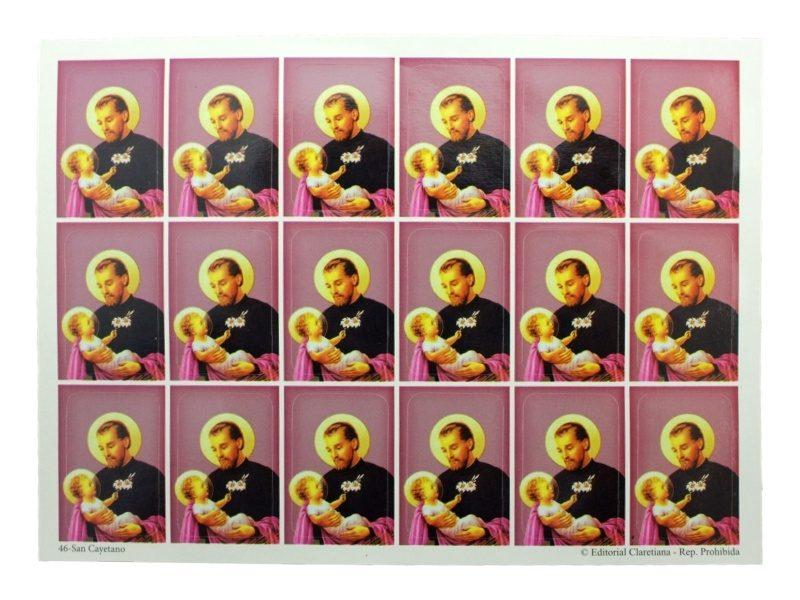 Plancha_18_stickers_San_Cayetano_-_violeta