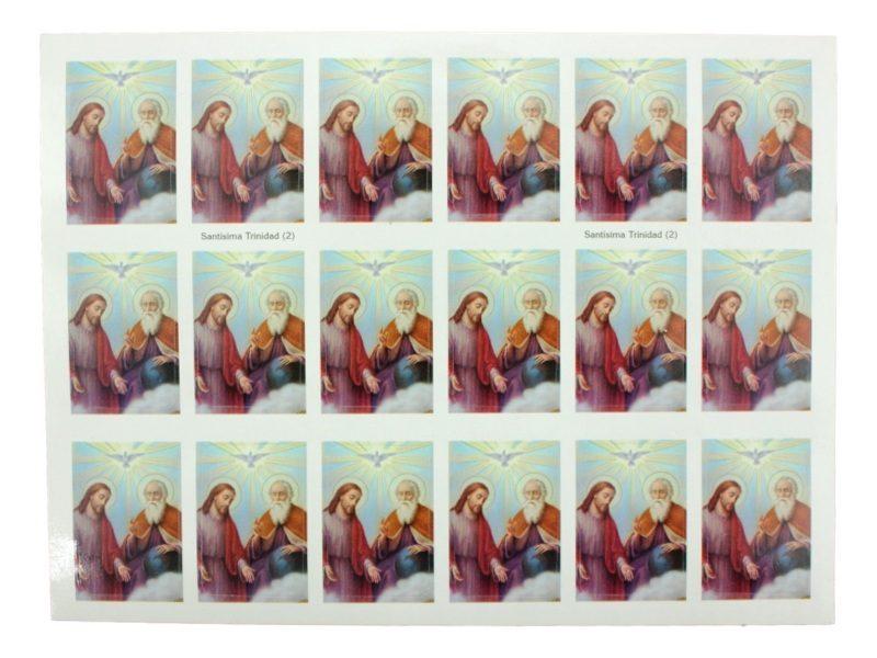 Plancha_18_stickers_Santisima_Trinidad