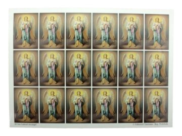 Plancha_18_stickers_San_Gabriel_Arcangel